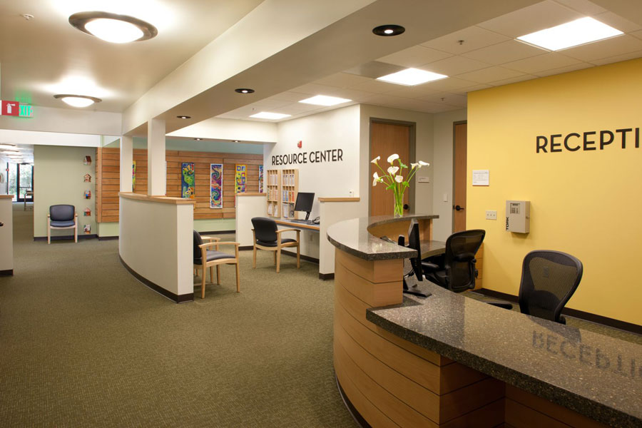 Office Space Planning Commercial Interior Design In San Rafael Ca